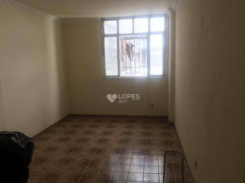 Apartamento À Venda, 42 M² Por R$ 180.000,00 - Centro - Niterói/rj - Ap43043