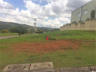 Terreno Residencial À Venda, Condominio Figueira Garden, Atibaia. - Te0672