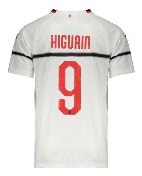 Camisa Puma Milan Away 2019 9 Higuain