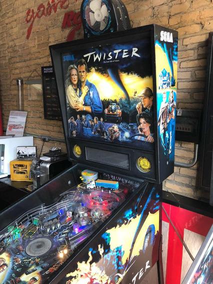Pinball Twister