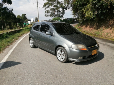Chevrolet Aveo Gti Aa Limited