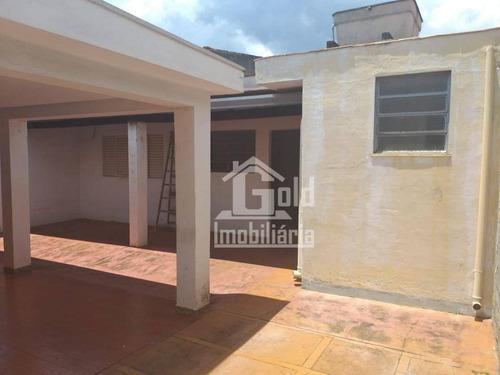 Casa À Venda, 150 M² Por R$ 240.000,00 - Vila Tibério - Ribeirão Preto/sp - Ca1360