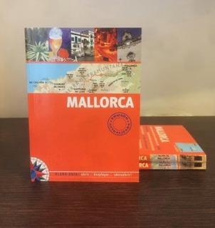 Mallorca - Plano Guía De Viaje - Nuevo