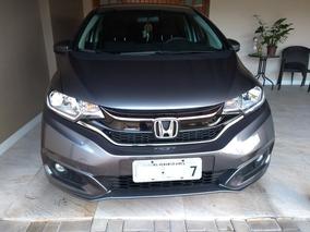 Honda Fit 2018 1.5 Lx Flex Aut. 5p Unico Dono