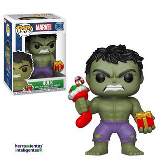 Hulk Holiday Funko Pop Marvel