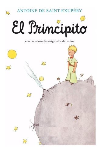 Libro El Principito Original A Colores 2016 Antoine De Saint