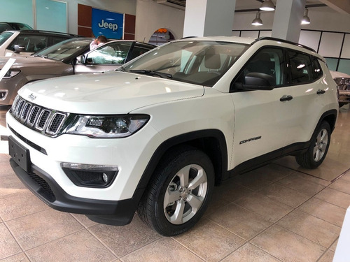 Jeep Compass 2.4 Sport At6 Imperdible