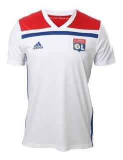 Jersey Olympique Lyon Francia adidas Original 2019 Cf9159