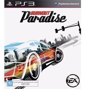 Burnout Paradise Play3 Ps3 Psn Midia Digital Envio Imediato