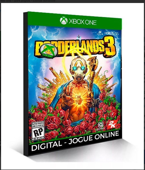 Borderlands 3 Edição Superdeluxe X Box One Digital