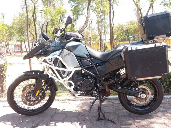 Bmw 800 Gs Adventure 2016