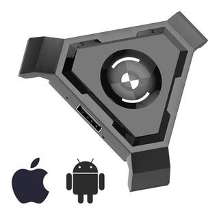 Convertidor Adaptador Teclado Mouse Gamer Celular Bluetooth