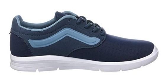Zapatillas Vans Mod Iso 1.5 Azul Ultralivianas!! , Dc