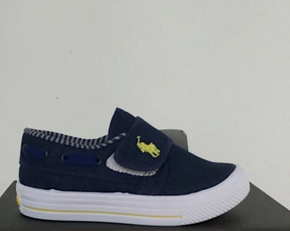 Tênis Infantil Polo Jeans - 7701