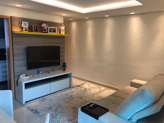 Apartamento Moderno E Bem Localizado - Lin4277