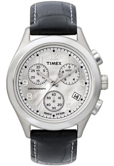 Relógio Timex Feminino Cronógrafo Ti2m710 Original