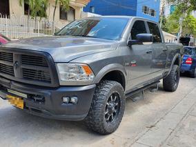 2012 Dodge Ram 2500 Motor 5.7 Gris 4 Puertas