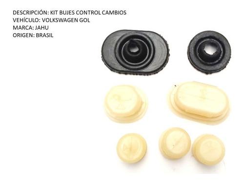 Kit Bujes Control Cambios Volkswagen Gol 1.995 Al 2.005