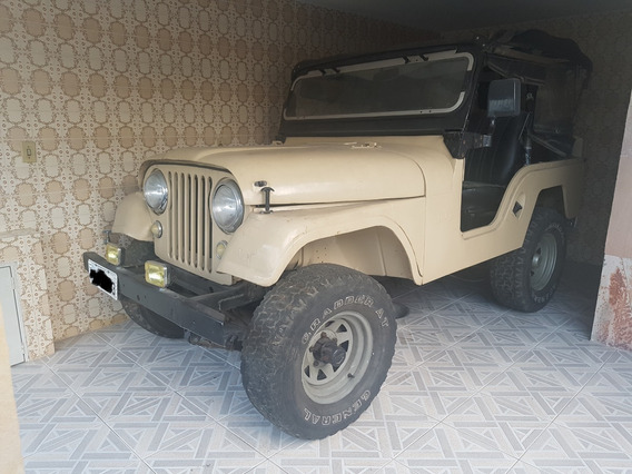 Willys Jeep Gasolina