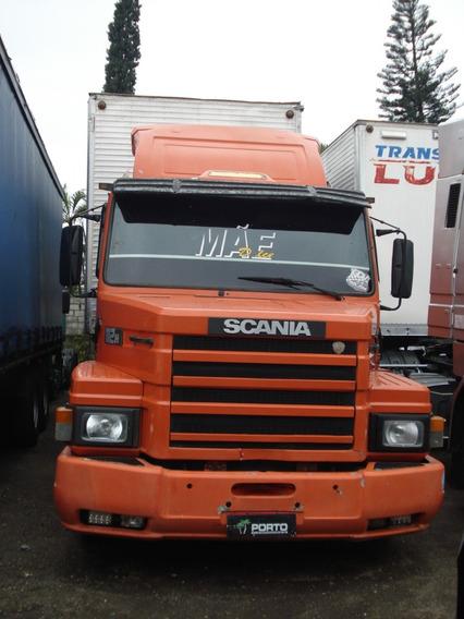 Scania 360 , 4x2 ,1983