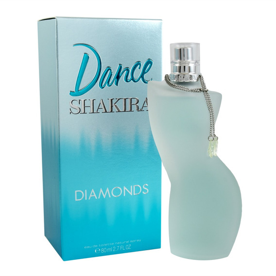 Shakira Dance Diamonds 80 Ml Eau De Toilette Spray De Shakir