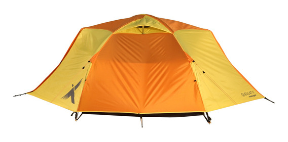 Carpa 3 Estaciones Queulat 2 Naranja Andesgear