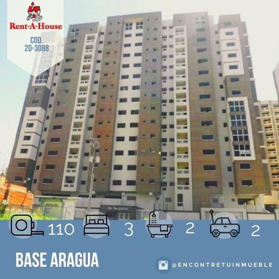 Apartamento En Venta En Maracay, Base Aragua 20-3088 Scp