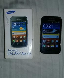 Samsung Galaxy Ace Plus Usado Funcional Con Detalles