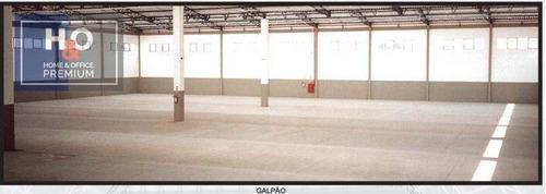 Galpão Para Alugar, 3100 M²  - Cidade Industrial Satélite - Guarulhos/sp - Ga0190