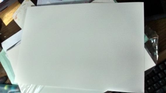 5 - Papel De Decalque - Jato Tinta - Transparente - Sirap 70