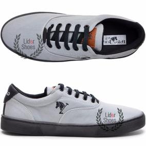 efdef34ed9 Tenis Preto Bonito Masculino - Sapatos no Mercado Livre Brasil