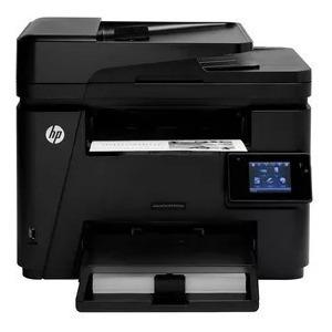 Impressora Multifuncional Hp Laserjet M225dw