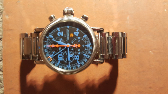 Chronoswiss Reloj 7533 Azul