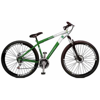 Bicicleta Master Bike 29 Goiás E. C. 21v Freio À Disco Vd/bc