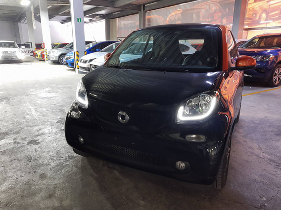 Smart Fortwo 2017 1.0 Coupe Prime At Navi