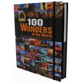 100 Wonders Of The World Gift Set & Dvd Viagens Frete Grátis