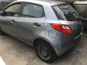 Yonke Mazda 2 2014 Refacciones Partes Huesario