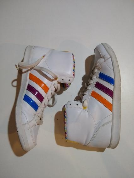 Botas Zapatillas adidas 38. Impecabls