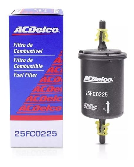 Filtro Combustível Acdelco Corsa Celta Agile Onix Meriva