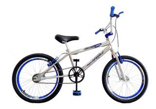 Bicicleta Samy Cross Aro 20 C/ Aros Aero