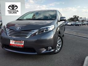 Toyota Sienna Limited Demo