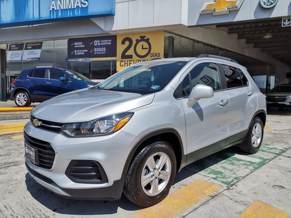 Chevrolet Trax Lt 2020 Demo 4 Cil. 1.8 Lts.