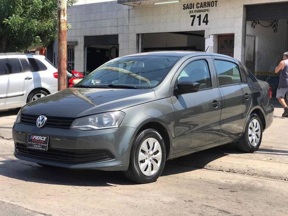 Volkswagen Voyage Confortline 1.6 Gnc // Pierce Automotores