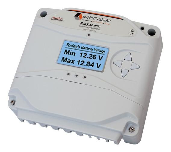 Regulador Panel Solar Mppt Morningstar 25a 12/24v - Enertik