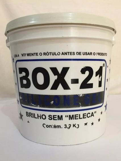Silicone Gel Sem Meleca Box 21 O Melhor 3.2 Kgs