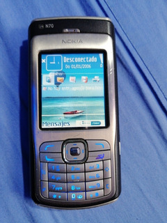Nokia N70. Coleccion. Cambio X iPhone iPad S7 S8 S9 Xs Xr