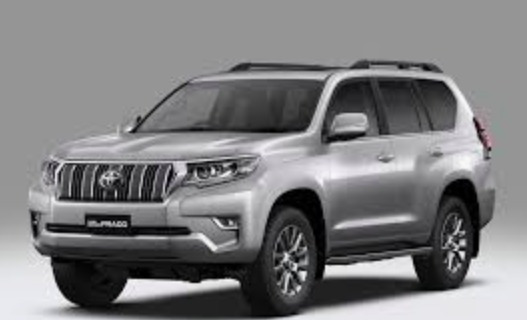 Toyota Prado Vx/at Nafta 2018 9000km