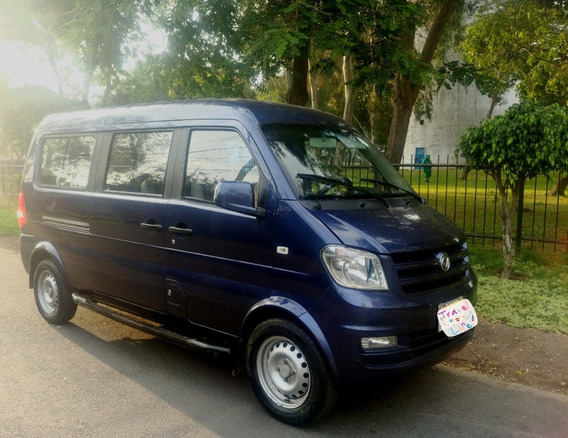 Changan K07s Van Minivan Full Equipo