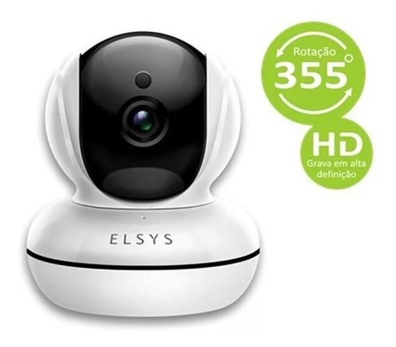 Câmera De Segurança Elsys Wi-fi Esc-wr2