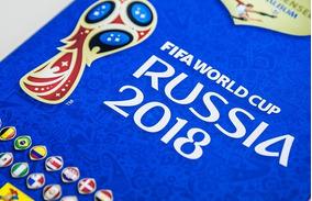 Kit 10 Figurinhas Avulsas Copa Do Mundo 2018 Rússia Panini